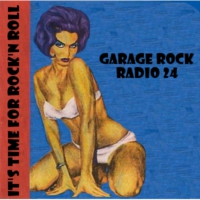 Logo of radio station It's time for Garage Rock