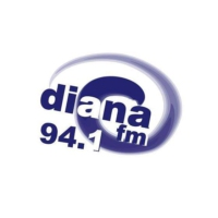 Logo of radio station DianaFm