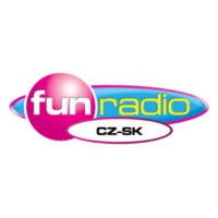 Logo of radio station Fun Rádio CZ-SK