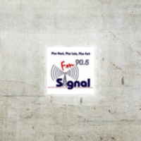 Logo of radio station Signal FM