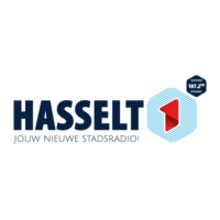 Logo of radio station Hasselt 1