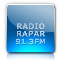 Logo of radio station Radio Rapar