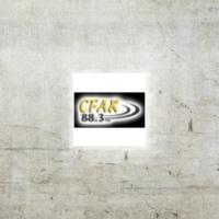 Logo de la radio CFAK