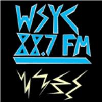 Logo of radio station WSYC 88.7