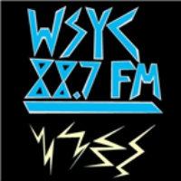 Logo of radio station WSYC 88.7