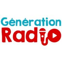 Logo of radio station Génération Radio