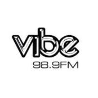 Logo of radio station VibeFM 98.9 FM