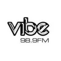 Logo of radio station VibeFM 98.9 FM