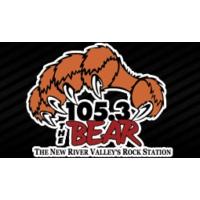 Logo de la radio WBRW The Bear 105.3
