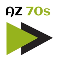 Logo of radio station A-Z 70s