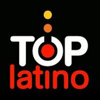Logo de la radio Top Latino radio