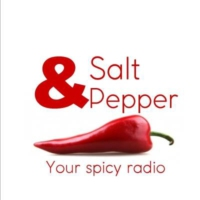 Logo of radio station Salt & Pepper Radio