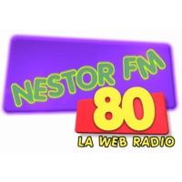 Logo of radio station NESTOR FM