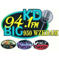 Logo of radio station WZKD The Big KD 94.1