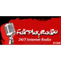 Logo of radio station Fair Play Radio