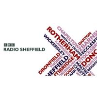 Logo of radio station BBC Radio Sheffield