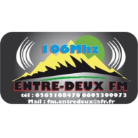 Logo of radio station EntreDeuxFM