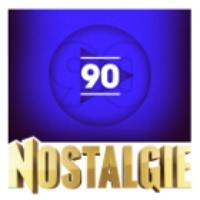 Logo of radio station Nostalgie 90
