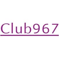 Logo de la radio KZAP Club 96.7 FM