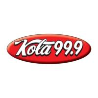 Logo of radio station KOLA 99.9