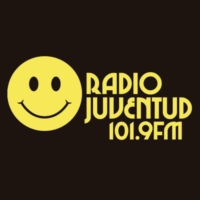 Logo of radio station XHEOF Radio Juventud 101.9