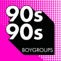 Logo of radio station 90s90s Boygroups