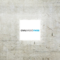 Logo of radio station Civil Radio