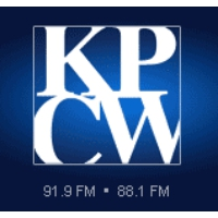 Logo of radio station KPCW NPR 91.9 FM