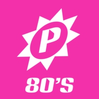 Logo of radio station PulsRadio - 80s