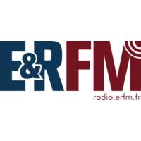 Logo of radio station E&R FM