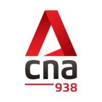 Logo of radio station CNA938
