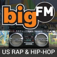 Logo de la radio bigFM US Rap & Hip-Hop