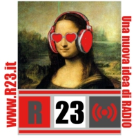 Logo of radio station R23 Creative Commons & Copyleft