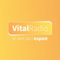 Logo of radio station Vital Radio