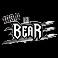 Logo de la radio WRBR The Bear 103.9