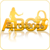 Logo of radio station ABCD Eurodance