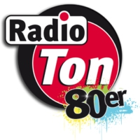 Logo of radio station Radio Ton - 80er