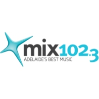 Logo of radio station Mix 102.3