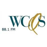 Logo de la radio WCQS NPR 88.1 FM