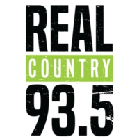Logo of radio station CKVH-FM Real Country 93.5