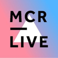 Logo of radio station MCR Live