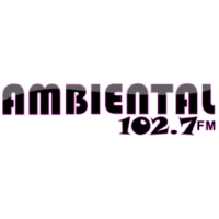 Logo of radio station Radio Ambiental 102.7
