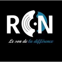 Logo of radio station RCN 90.7FM