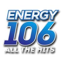 Logo de la radio CHWE FM Energy 106