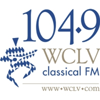 Logo of radio station WCLV