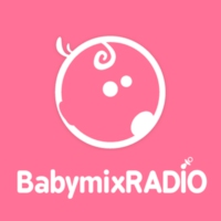 Logo of radio station Hotmixradio Babymixradio
