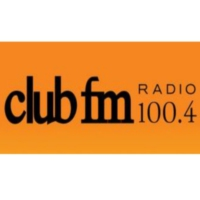 Logo of radio station Club FM