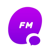 Logo of radio station Obosso FM