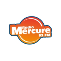 Logo of radio station Radio Mercure