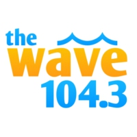 Logo de la radio The Wave 104.3
